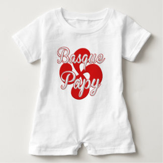 Basque Grandpa Baby Bodysuit