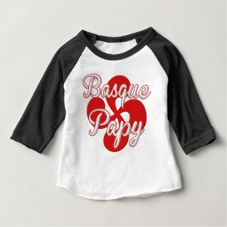 Basque Grandpa Baby T-Shirt
