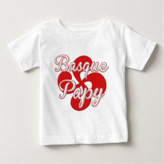 Basque Grandpa Baby T-Shirt