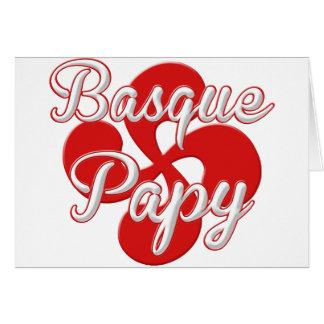 Basque Grandpa Card
