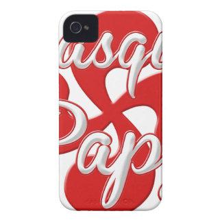 Basque Grandpa iPhone 4 Cover