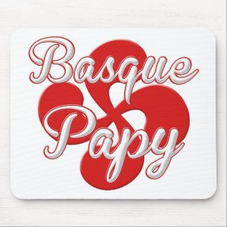 Basque Grandpa Mouse Pad