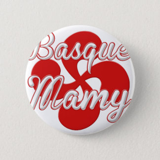Basque Granny 2.PNG 6 Cm Round Badge