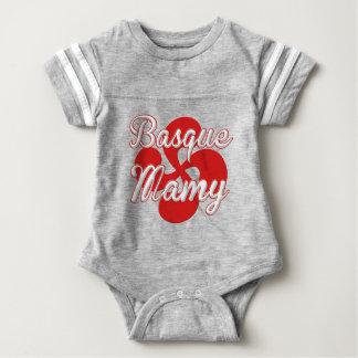 Basque Granny 2.PNG Baby Bodysuit
