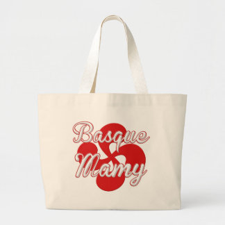 Basque Granny 2.PNG Large Tote Bag