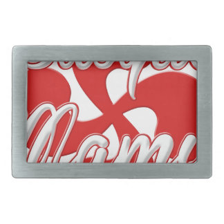 Basque Granny 2.PNG Rectangular Belt Buckle