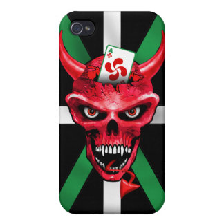 Basque Poker Speck Case iPhone 4/4S Cover