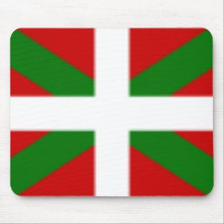 Basque Region Flag Mousepad