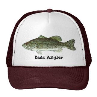 Bass Angler, Bass Angler Hat/Cap Cap