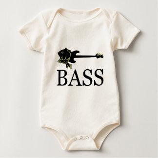 BASS? BABY BODYSUIT