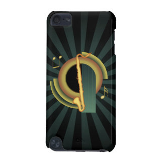 Bass Clarinet Deco iPod Touch (5th Generation) Covers