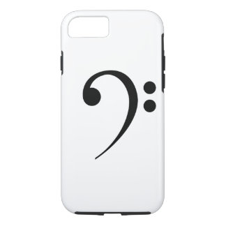 Bass Clef iPhone 7 Case