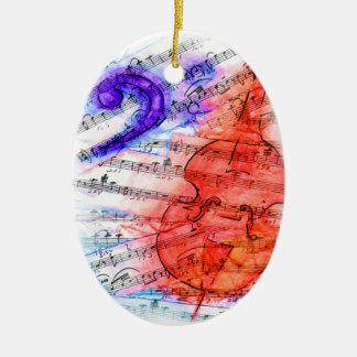 Bass Cut Sheet Music - Ornament