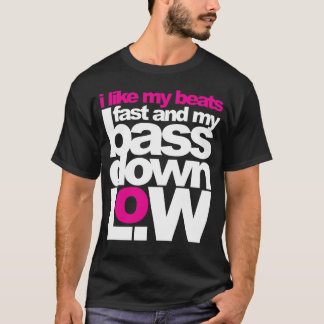 Bass Down Low T-Shirt