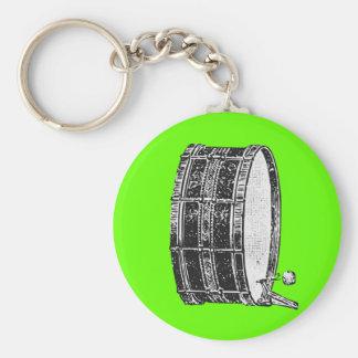 Bass Drum Key Ring