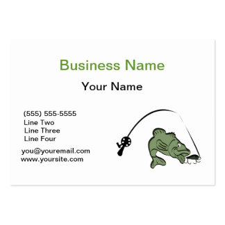 64 funny fisherman business cards and funny fisherman for Fishing business cards