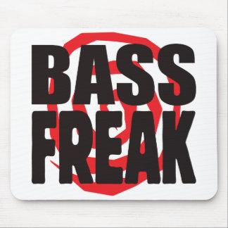Bass Freak Mouse Mats