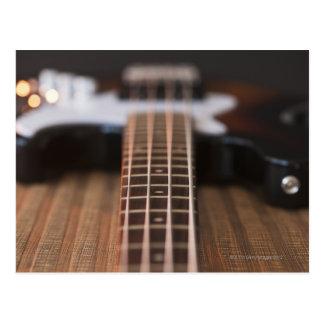 Bass Guitar 2 Postcard