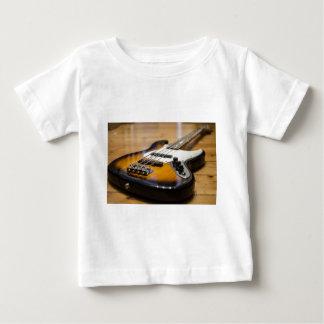 Bass Guitar Bass E Bass Instrument Strings Baby T-Shirt