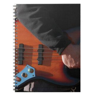 Bass Guitar Notebooks