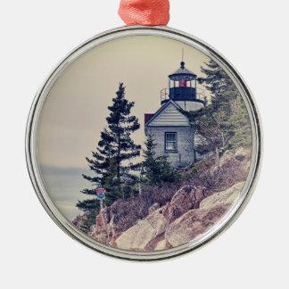 Bass Harbor Head Light Ornament
