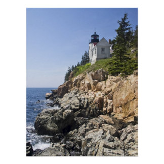 Bass Harbor Head Light Print
