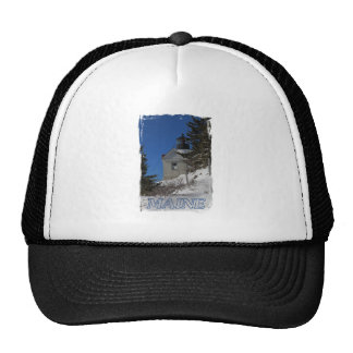 Bass Harbor in Winter.jpg Cap