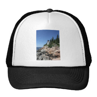 Bass Harbor Lighthouse 5 Cap