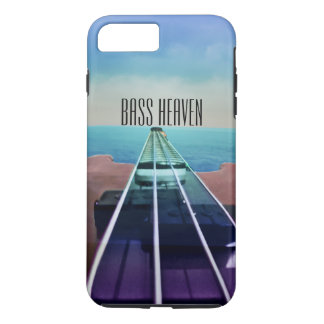 Bass Heaven Ocean Customizable Music iPhone 7 Case