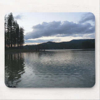 Bass Lake Trip Mouse Pad