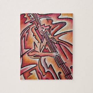 Bass Lines Jigsaw Puzzle