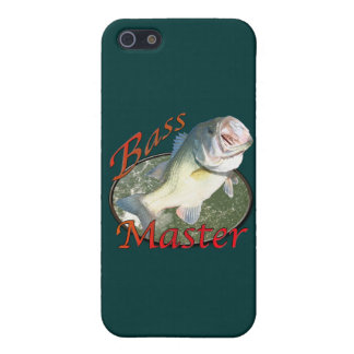 Bass master iPhone 5/5S cases