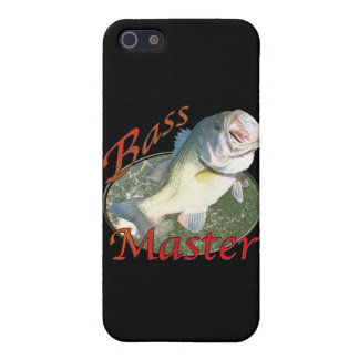 Bass master case for iPhone 5/5S