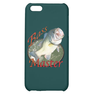 Bass master cover for iPhone 5C
