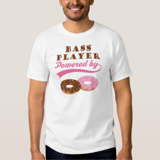 Bass Player Funny Gift T Shirt