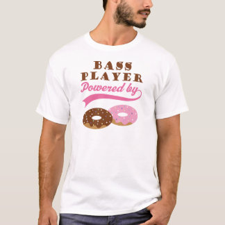 Bass Player Funny Gift T-Shirt