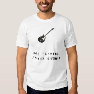 Bass Players Shirt