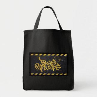 Bass Records Bag