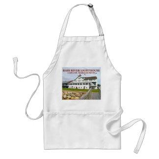 Bass River Lighthouse, Massachusetts Cooking Apron