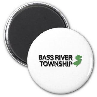 Bass River Township, New Jersey Magnet