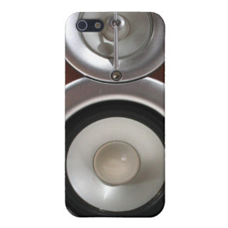 Bass Speaker iPhone Case For The iPhone 5