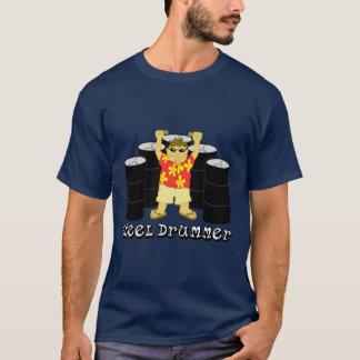 Bass Steel Drummer Shirt