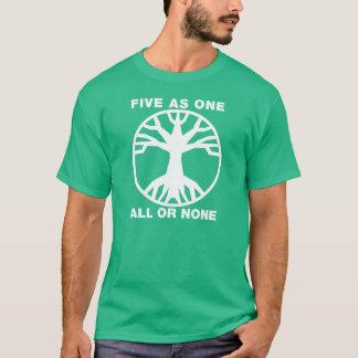 Bass Tree (dark colors) T-Shirt