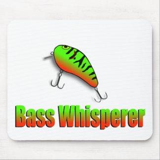 Bass Whisperer Mouse Pad
