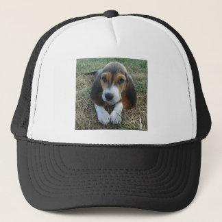 Basset Artésien Normand Puppy Dog Trucker Hat