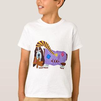 Basset Bedtime T-Shirt