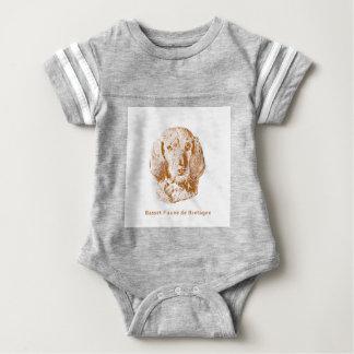 Basset Fauve de Bretagne Baby Bodysuit