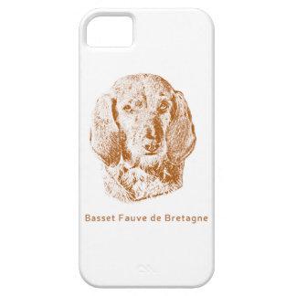 Basset Fauve de Bretagne iPhone 5 Covers