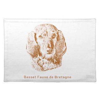 Basset Fauve de Bretagne Placemat