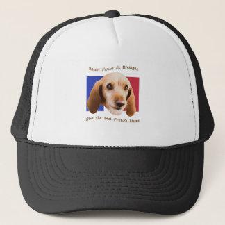 Basset Fauve deBretagne Give Best French Kisses Trucker Hat